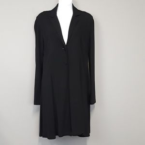 CAbi black By the Door Jacket size small style 102
